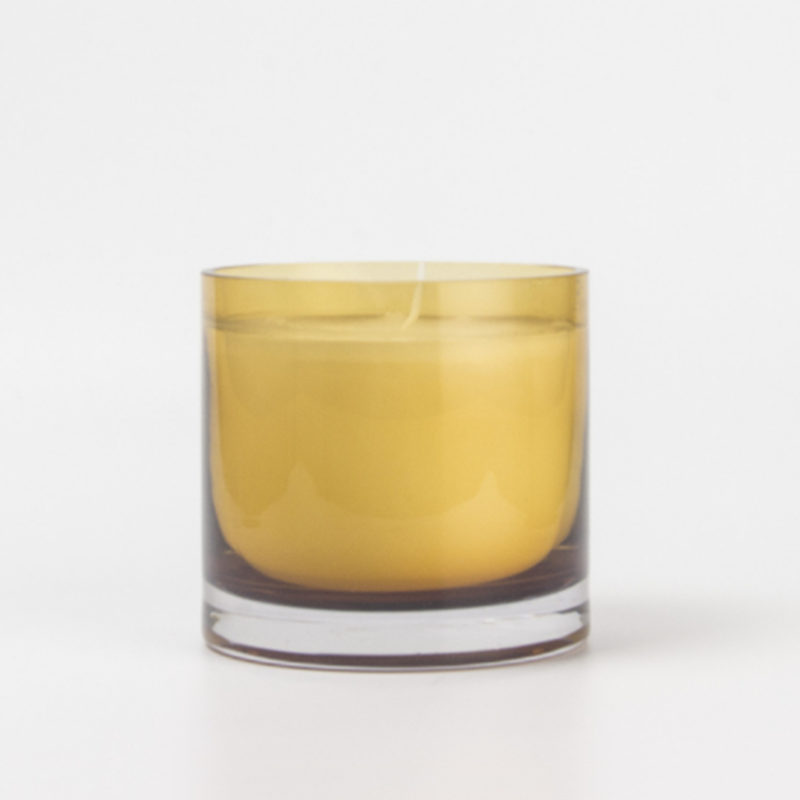 Candle wholesaler hand poured soy wax candles with own brand customized packaging and private label
